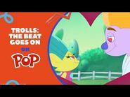 Trolls- The Beat Goes On - Bunker Break In - POP 💕