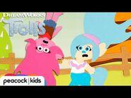 Poppy's Hair Scare Solution - TROLLS SCRAPBOOK STORIES