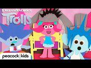 Poppy's Rock Queen Transformation - TROLLS SCRAPBOOK STORIES