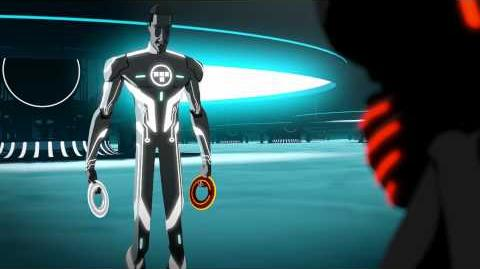 """""""Scars"""" Preview - TRON Uprising - Comic-Con 2012 - Disney XD Official"""