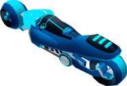 TRON Wiki - Sora's Light Cycle KHII