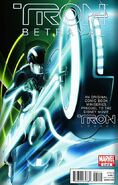 Tron betrayal 2 cover