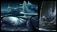 Tron-Evolution Concept Art by Daryl Mandryk 06a