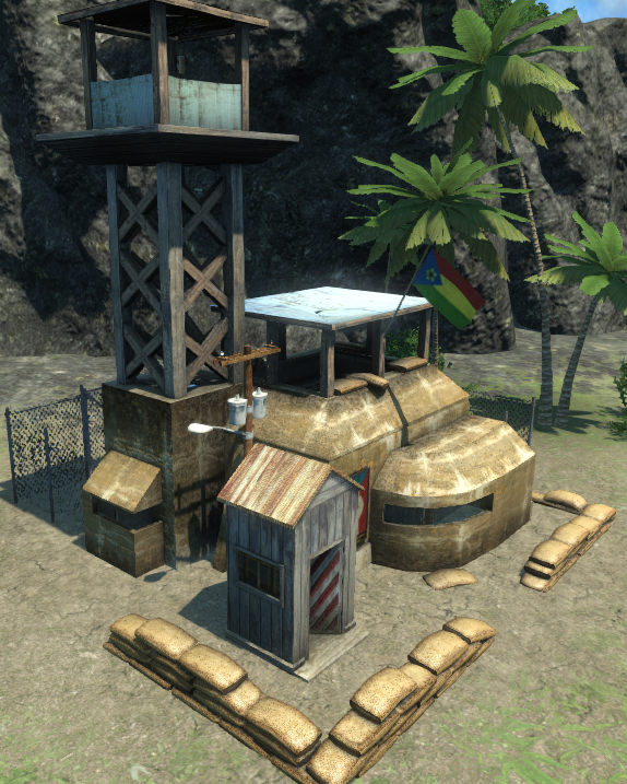 Guard Station (Tropico 4)