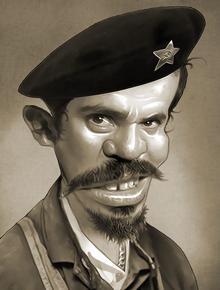 Comrade Vasquez