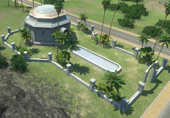Botanical Garden (Tropico 4)