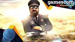 Gamescom 2018 Tropico 6 - Interview mit Bernd Berheide