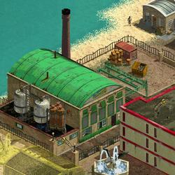 Rum Distillery (Tropico 1)