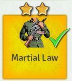 Edict Martial Law