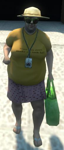Slob Tourist