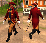 Colonial officer T5