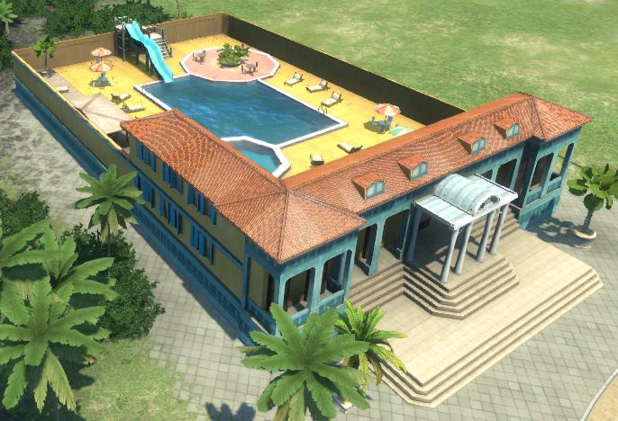 Pool (Tropico 4)