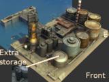 Oil Refinery (Tropico 3)