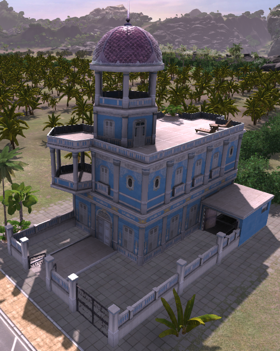 Mansion (Tropico 4)