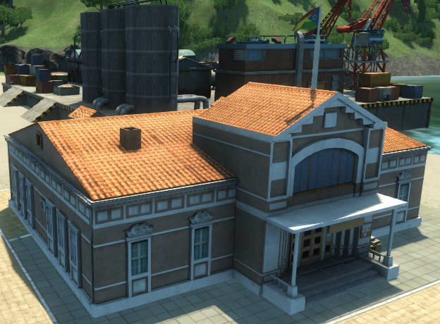 Customs Office (Tropico 4)