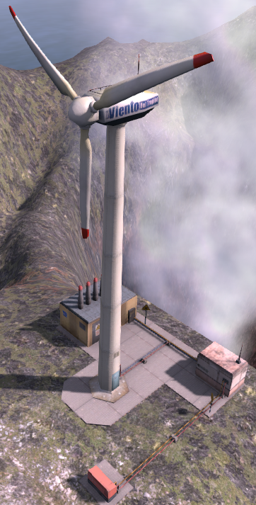 Wind Turbine (Tropico 4)