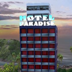 Skyscraper Hotel (Tropico 4)