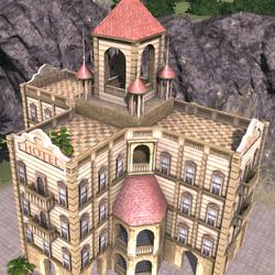 Luxury Hotel (Tropico 4)