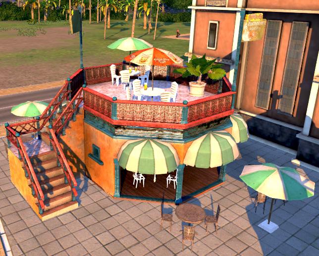 Restaurant (Tropico 4)