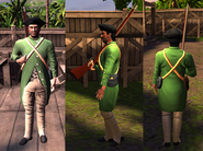 Colonial rangers