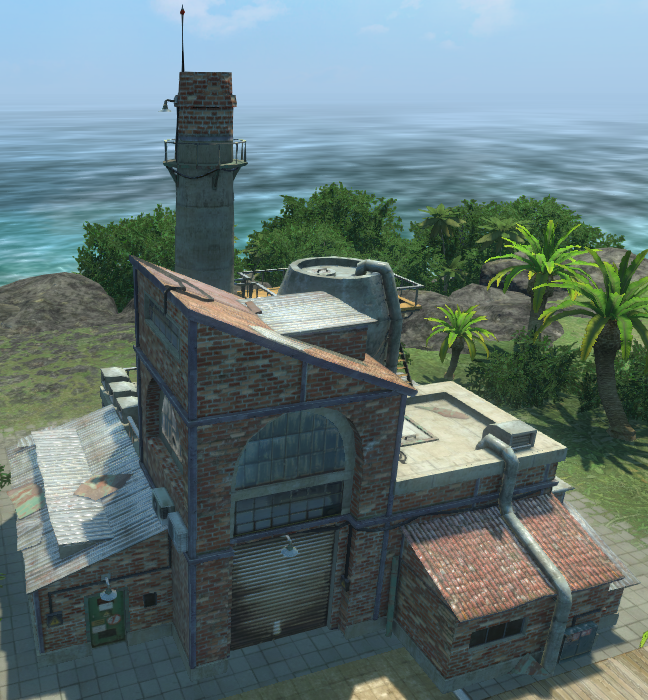 Jewelry Factory (Tropico 4)