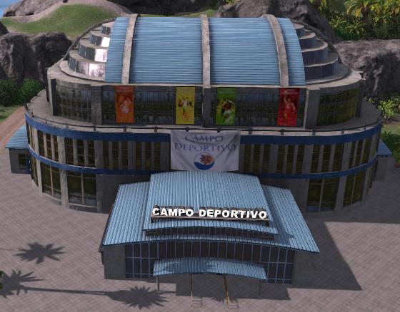 Sports Complex (Tropico 4)