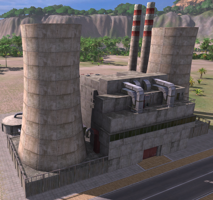 Power Plant (Tropico 4)