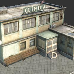 Clinic (Tropico 3)