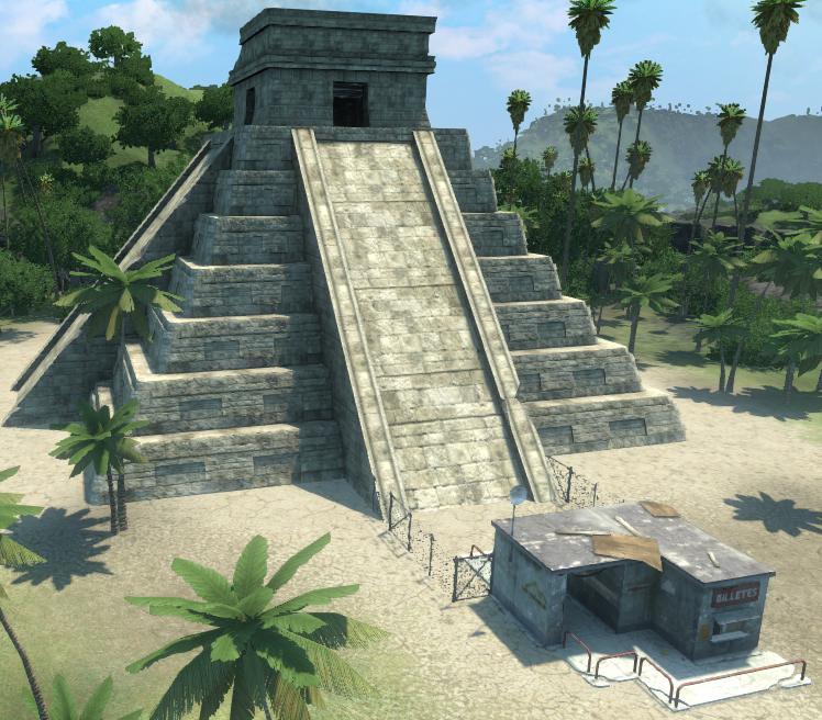 Ancient Ruins (Tropico 4)