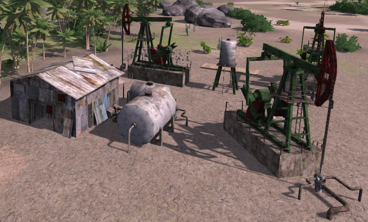 Oil Well (Tropico 4)
