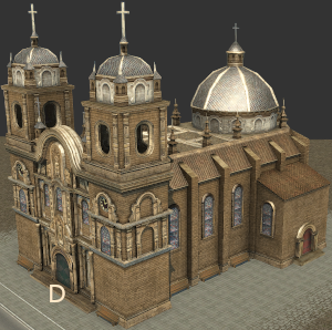 Cathedral (Tropico 3)