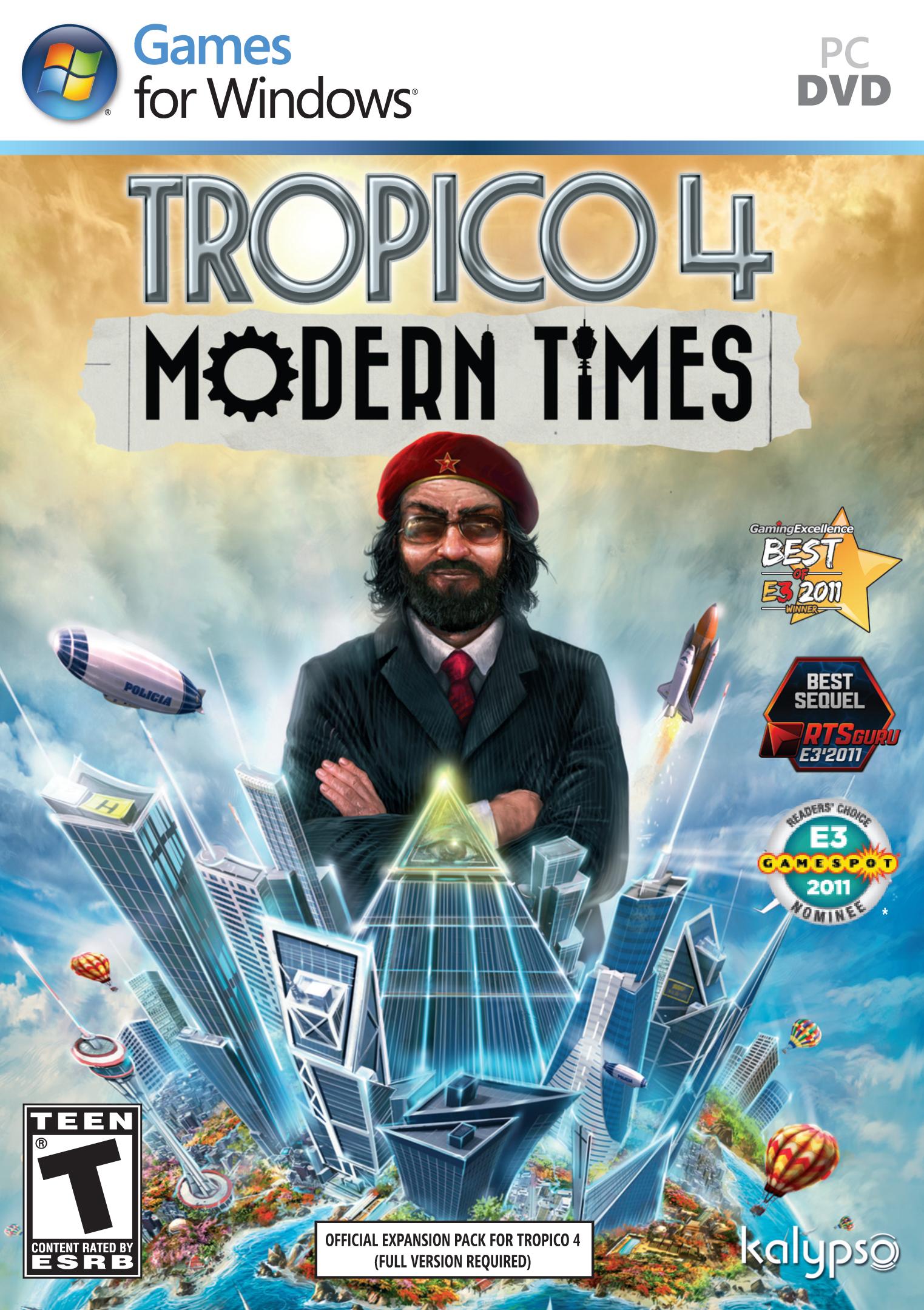 Modern Times (Tropico 4)