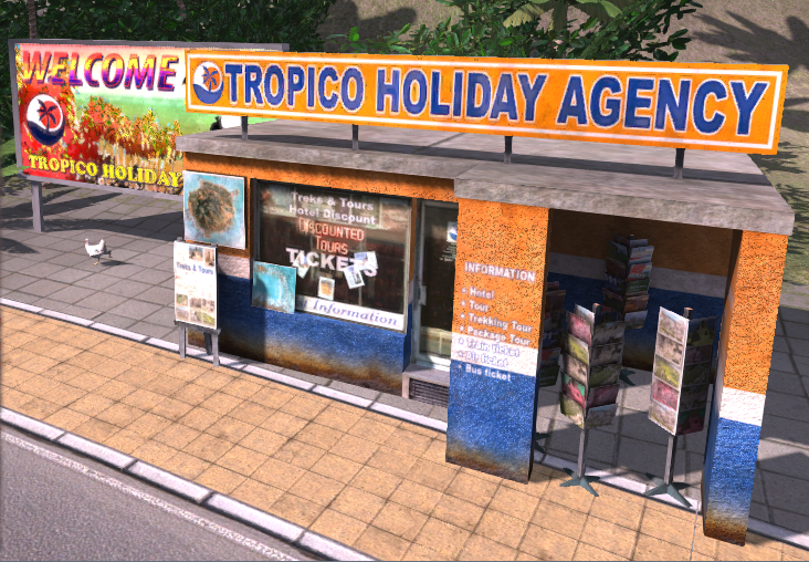 Tour Office (Tropico 4)