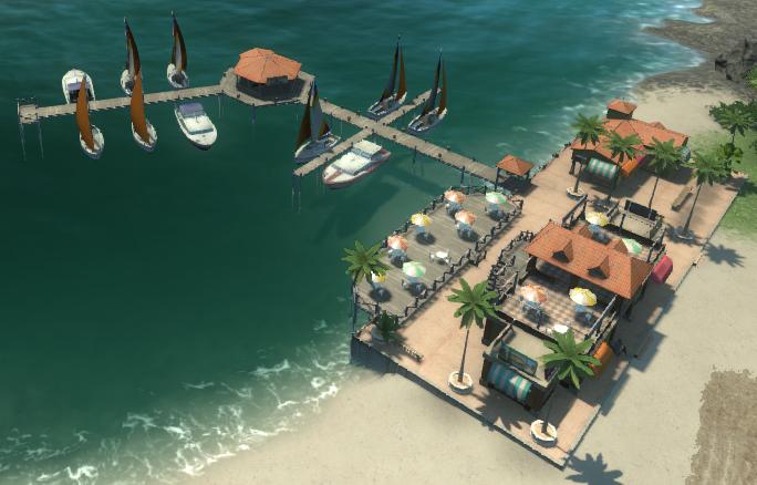 Marina (Tropico 4)