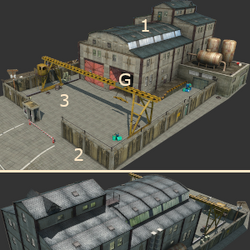 Weapons Factory (Tropico 3)