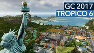 Tropico 6 - Gameplay-Demo Neue Grafik, neue Entwickler & noch viel mehr