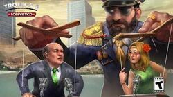 Tropico 6 - Lobbyistico DLC Trailer (US)