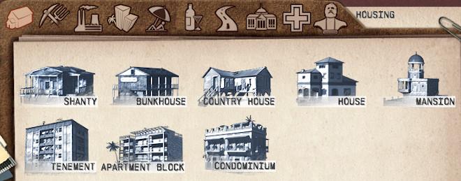 Buildings (Tropico 3)
