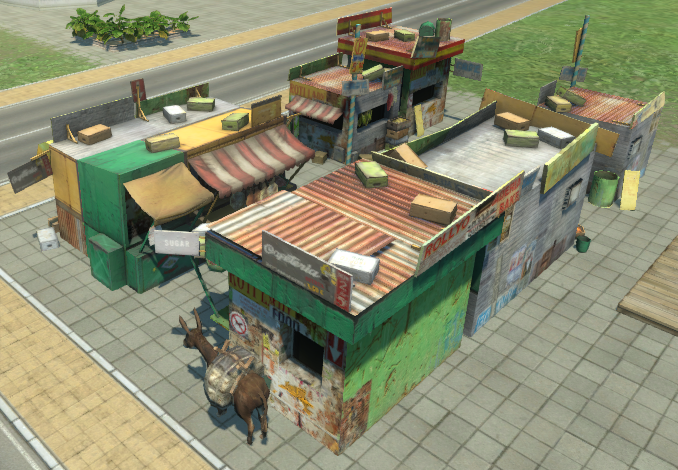 Marketplace (Tropico 4)