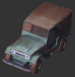 Vehicle used in T3 & T4