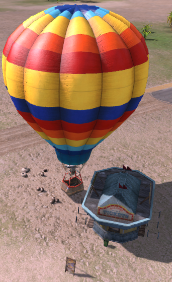 Balloon Ride (Tropico 4)