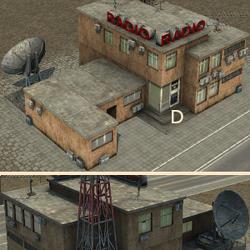 Radio Station (Tropico 3)