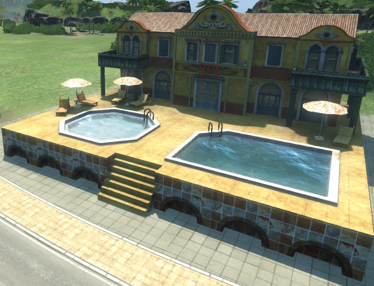 Spa (Tropico 4)