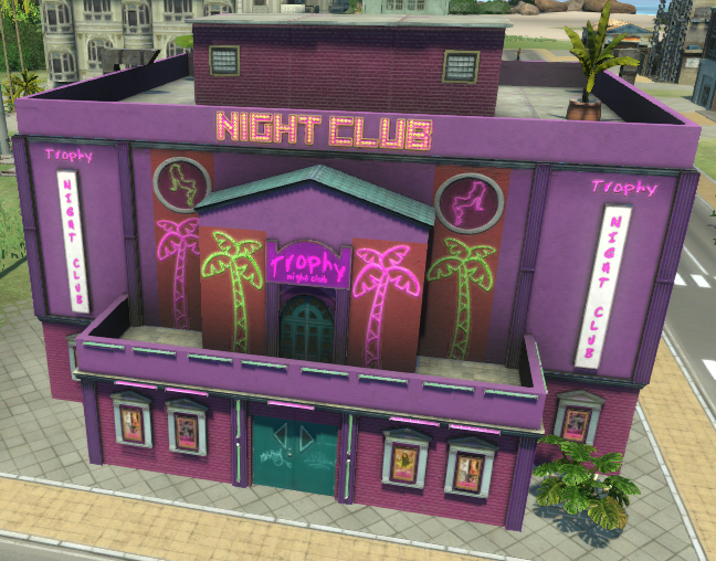 Night Club (Tropico 4)