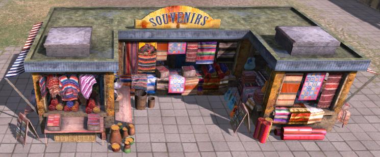 Souvenir Shop (Tropico 4)