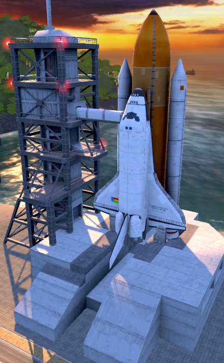 Space Program (Tropico 4)