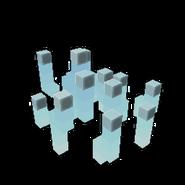 Freerange Electrolytic Crystals