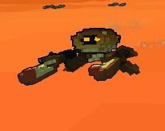 Desert Crab