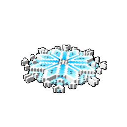Floating Snowflake (Mount)
