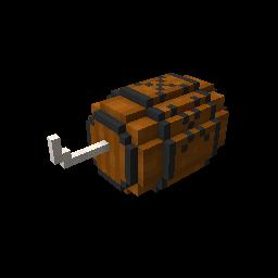Barreling Bomb